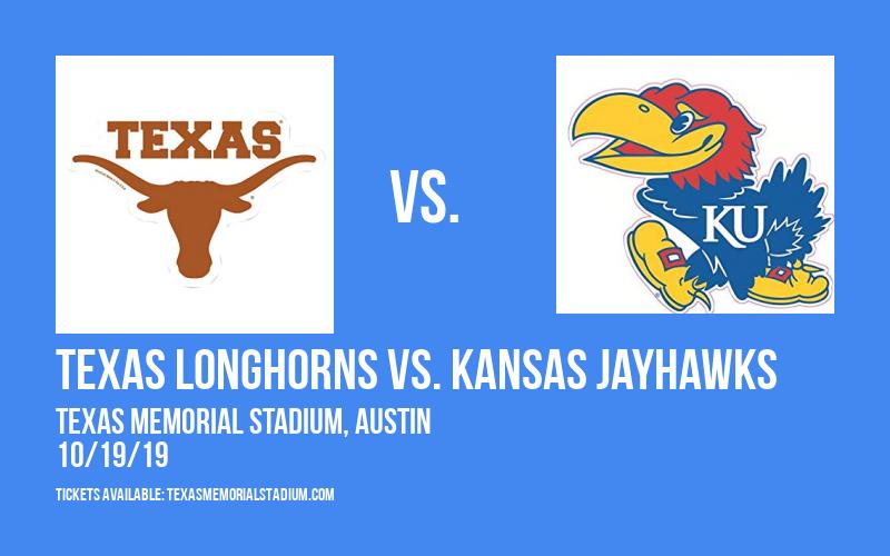 PARKING: Texas Longhorns vs. Kansas Jayhawks at Texas Memorial Stadium