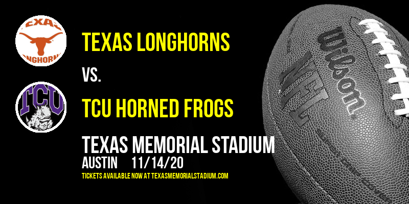 Texas Longhorns vs. TCU Horned Frogs at Texas Memorial Stadium